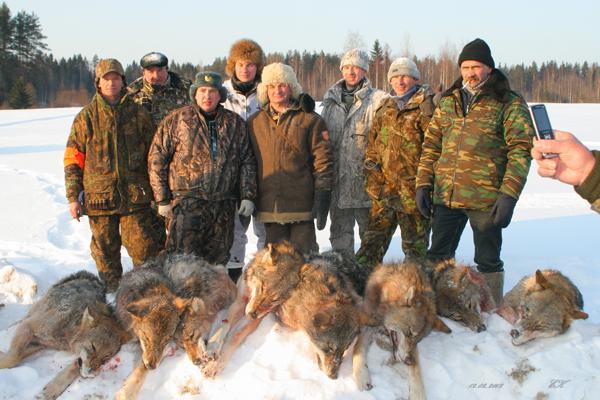 мордовское республиканское общество охотников и рыболовов