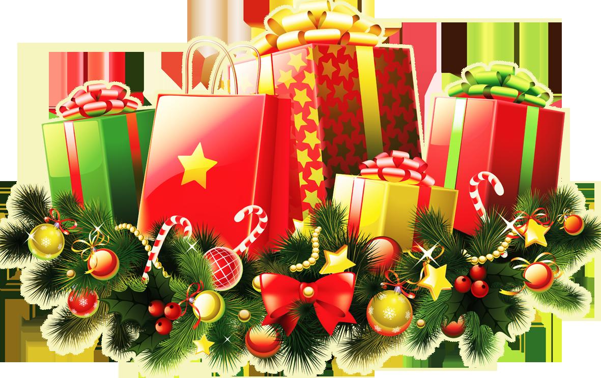 Акции с подарками на новый год