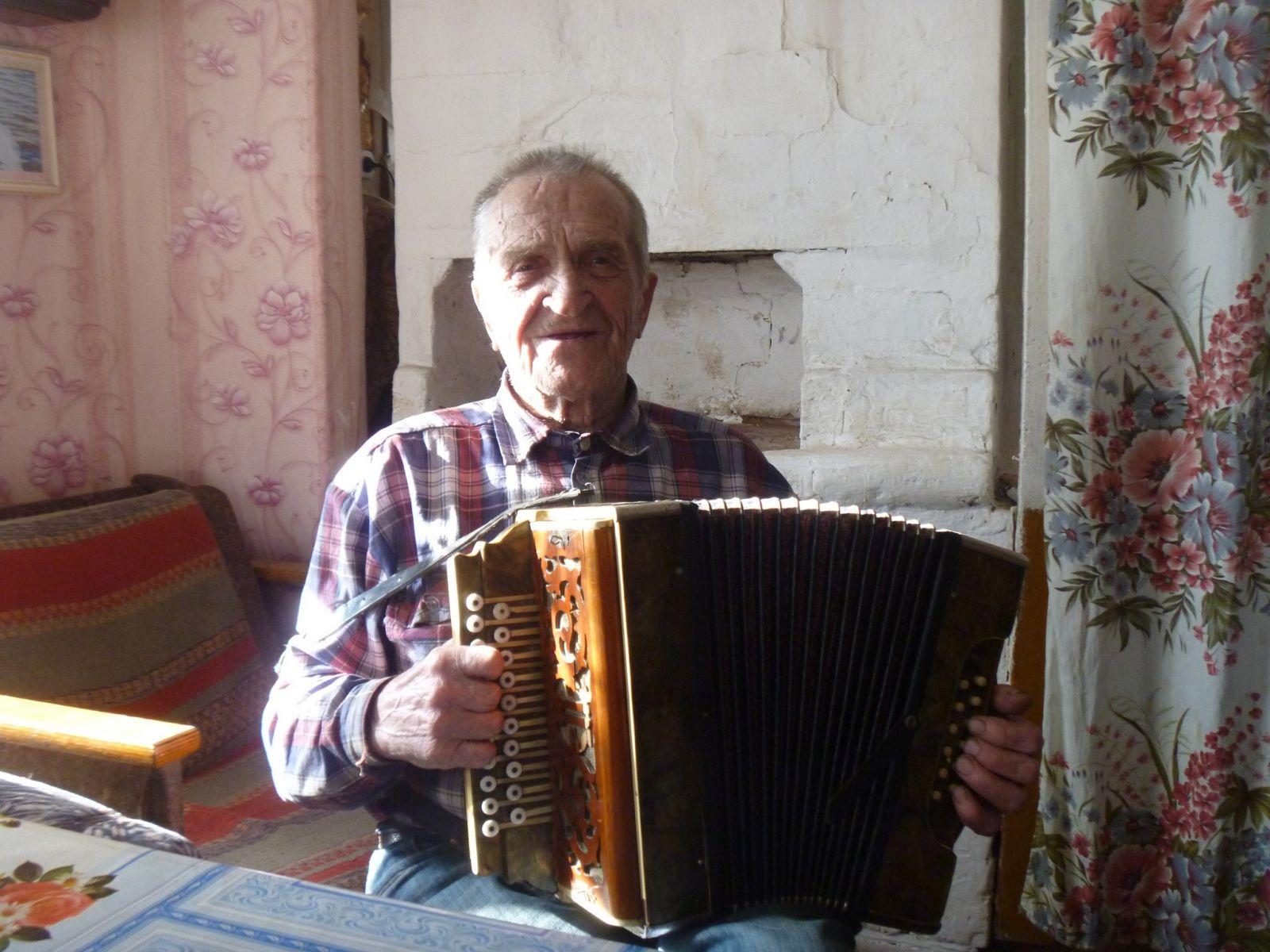 Русские старухи и внуки 24 фотография